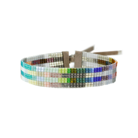 "Beaded ""Stripe ""Bracelet"