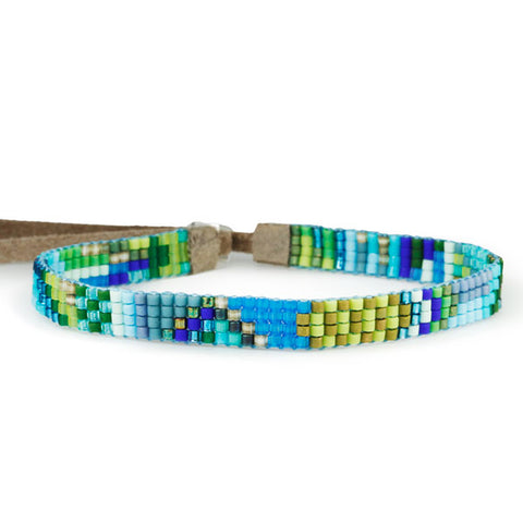 "Julie Rofman Beaded ""Sur"" Bracelet"