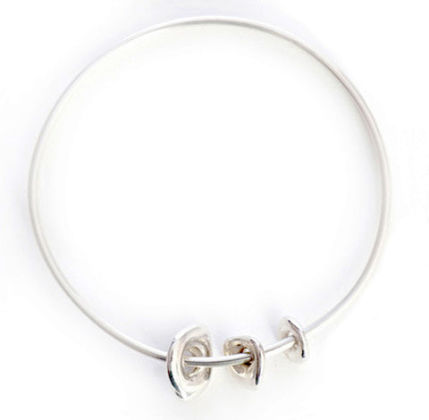 "Silver ""Light Jingle"" Bracelet"