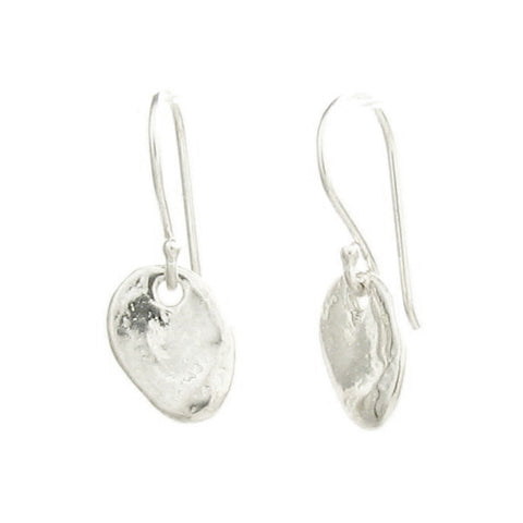 "Sterling Silver ""Jazz Hands"" Drop Earrings"