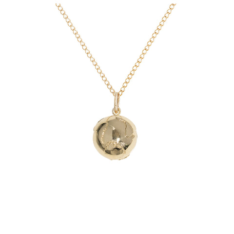 10K Gold Medium Atlas Necklace