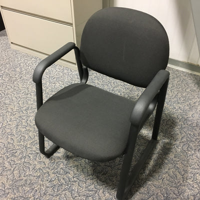 SLED BASE SIDE CHAIR