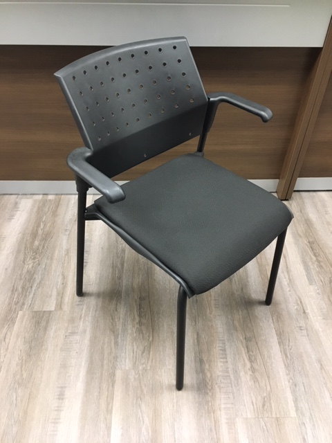 SIDE CHAIR WITH CUSHION SEAT