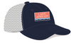 Navy Mesh Back Hat - Lady Angler Co