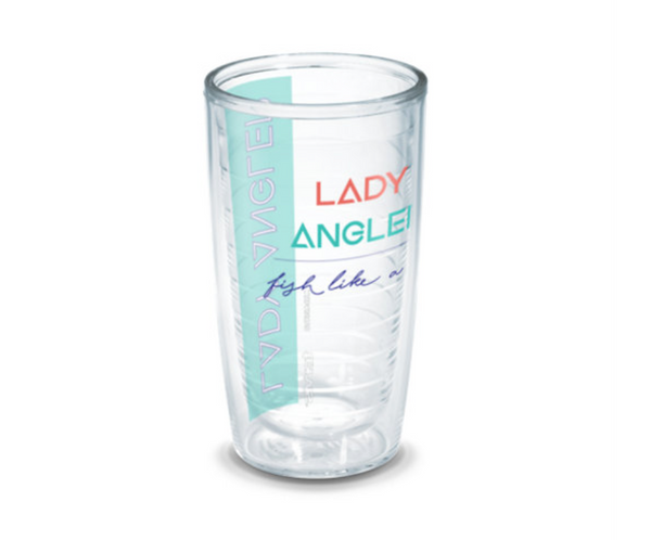 Signature Lady Angler Tervis Cup - Lady Angler Co