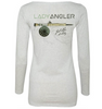 Fly Rod LS Scoop Tee - Lady Angler Co
