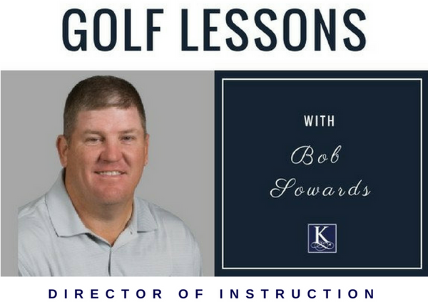 Golf Lesson with Bob Sowards