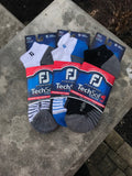 Men's FootJoy TechSoft Socks
