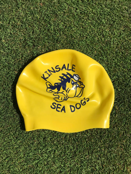 Sea Dogs Swim Cap