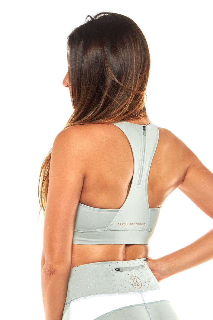 Celine Mint Sports Bra