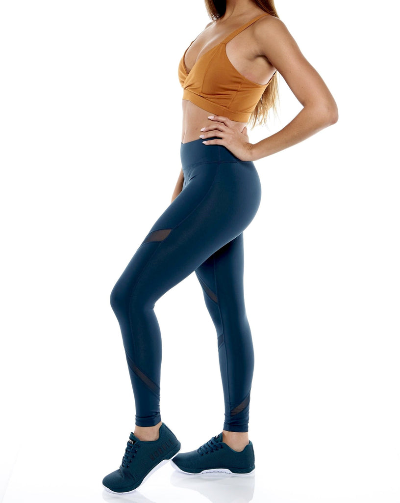 Obsession Teal Legging