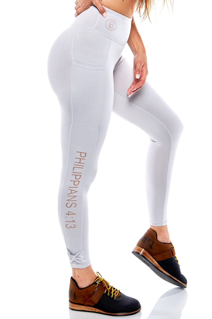 Faith Leggings Grey