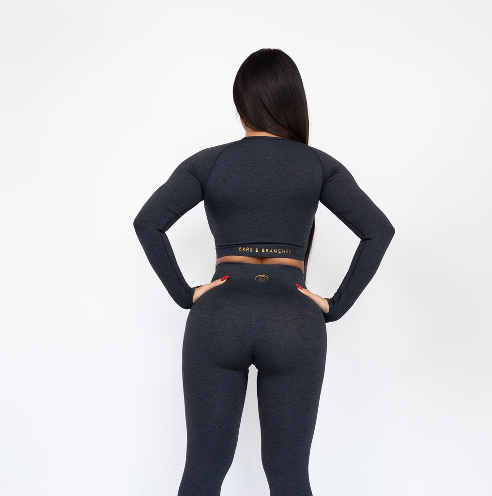 Brisa Seamless Long-Sleeve