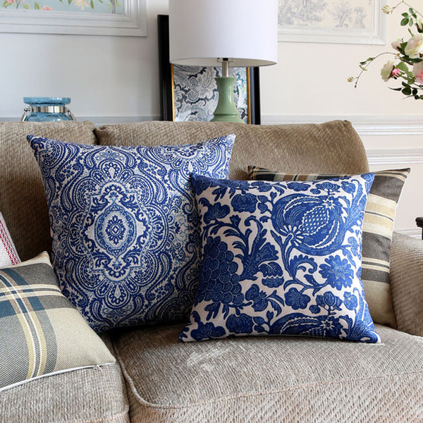 William III & Mary II Cushion Covers by Cushions Int.