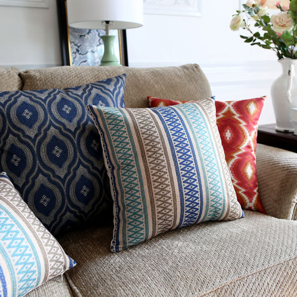 Queen Anne Cushion Covers by Cushions Int.