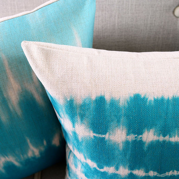Oceana Cool Blue Cushion Covers by Cushions Int.