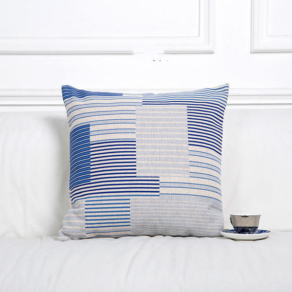 Buy the Afternoon Tea for Blue Cushion Covers by Cushions Int.