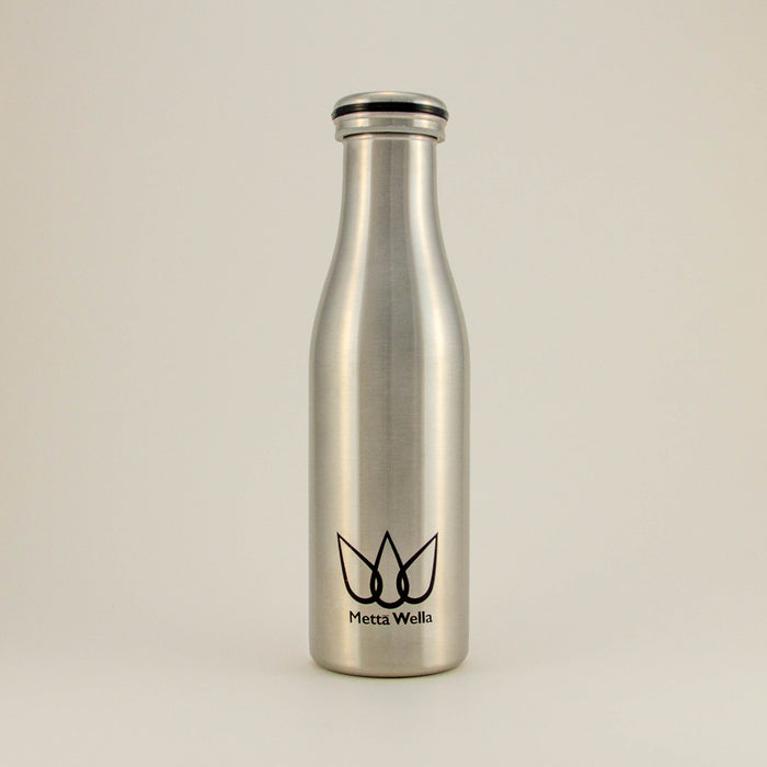 1874 - Double Walled Vacuum Insulated Stainless Steel Bottle