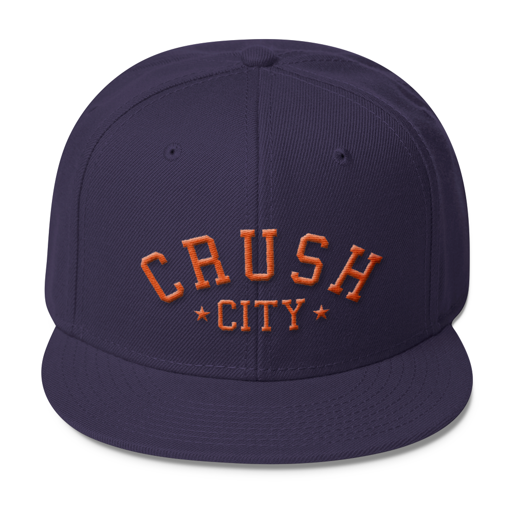Crush City Hat - iRepTheH