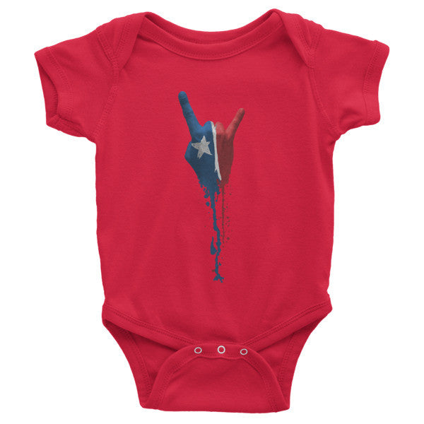 HS UP - Infant short sleeve one-piece - iRepTheH