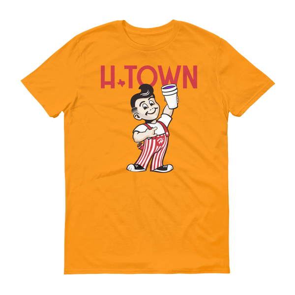 HTOWN BOY - Short sleeve t-shirt - iRepTheH