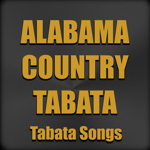 Alabama Country Tabata (Single)