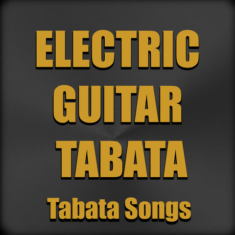Electric Guitar Tabata (Single)