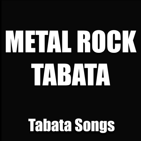 Metal Rock Tabata (Single)