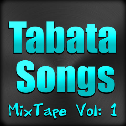 Tabata MixTape- Vol: 1 (Full Album)