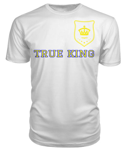 Blue Shield TRUE KING T-Shirts
