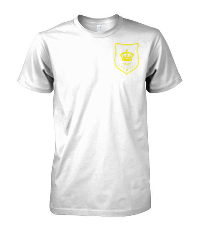 Yellow Shield T-Shirts