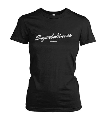 WRMT: Sugarbabiness T Shirts (Women's Crew Tee)
