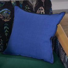 Load image into Gallery viewer, Brera Lino Lagoon Decorative Pillow