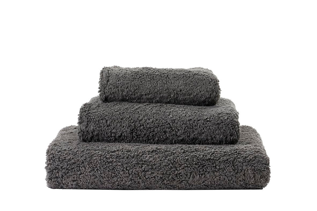 Super Pile Bath Towel-Gris