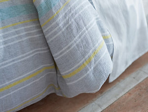 Beach House Linen Duvet