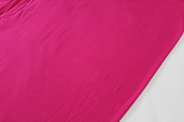 Hot Pink Cotton Spandex