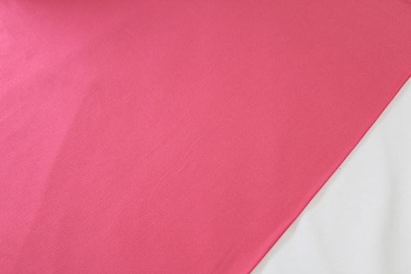 Hot Pink Double Brushed Pol