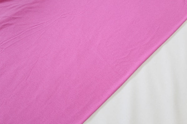 Pink Stretch French Terry