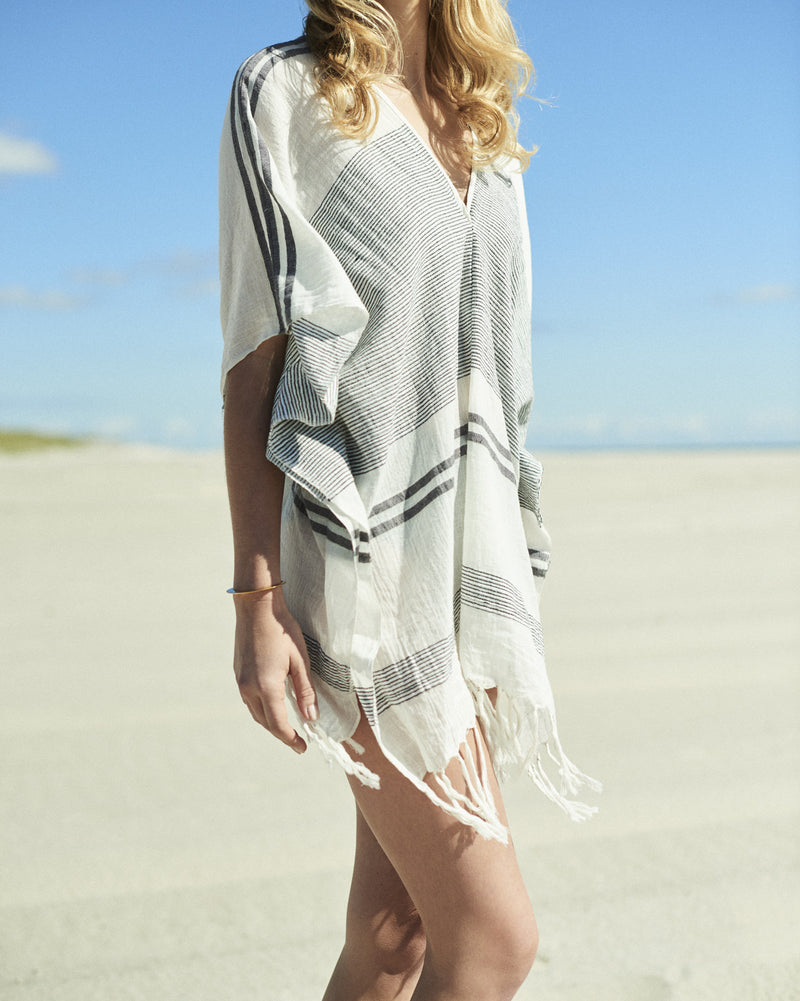 beachside separates resort wear collection stylish poolside lounging organic cotton tunic