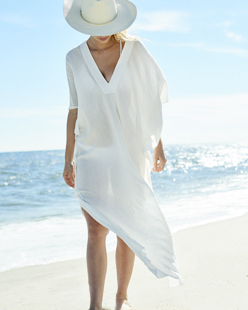 Caftan beachside separates resort wear collection stylish poolside lounging