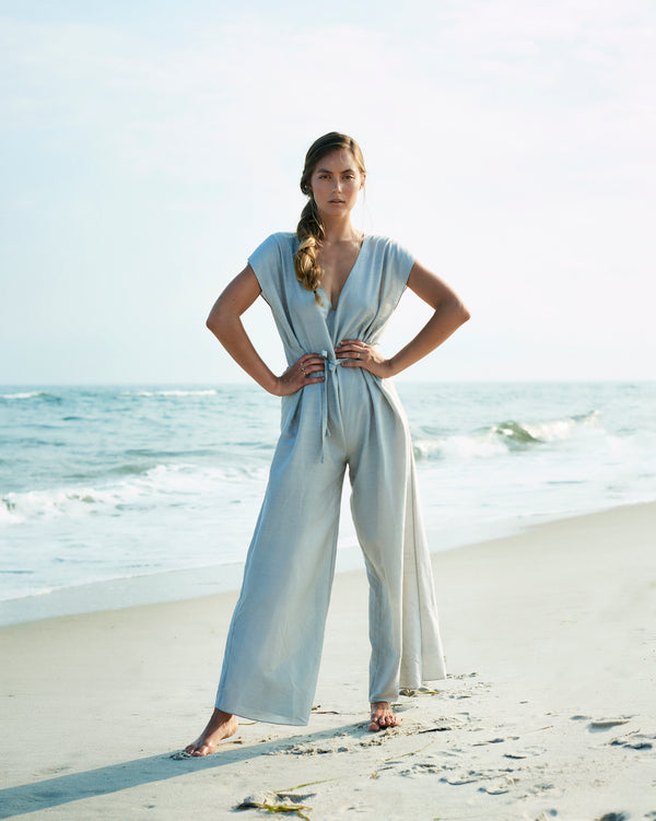 Farha Jumpsuit - Gray