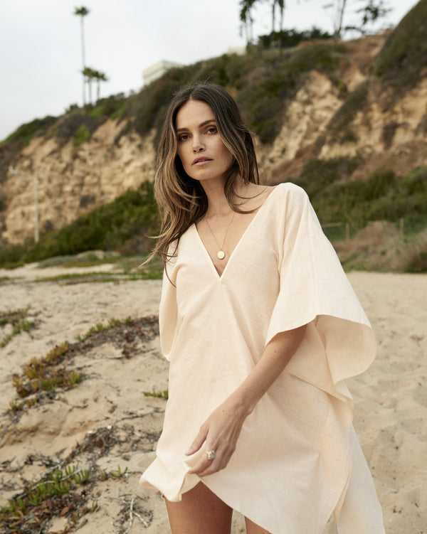 Malika Tunic in blush