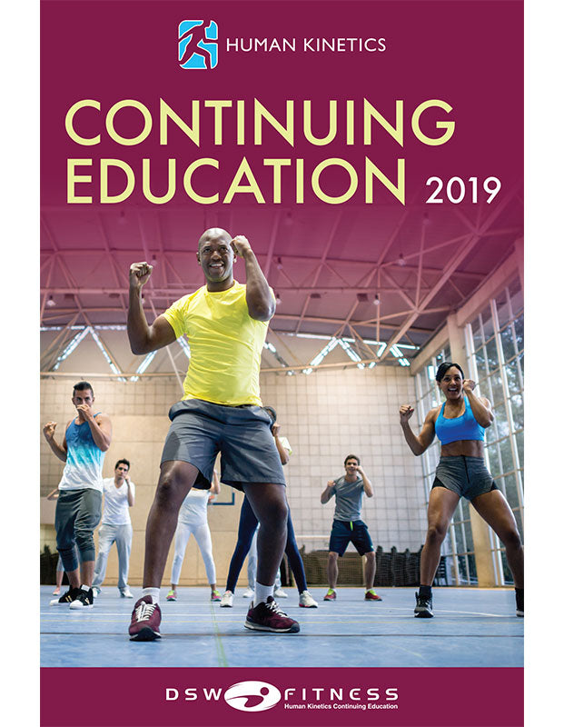 2019 Continuing Ed Catalogue