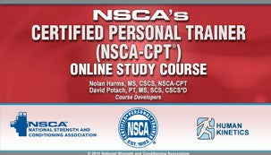 NSCA's Certified Personal Trainer Enhanced Online Study CE Course