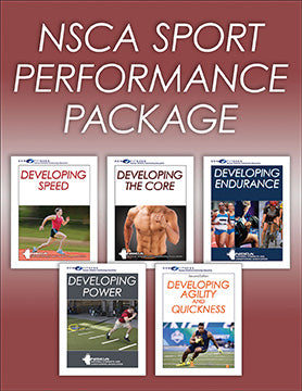 NSCA Sport Performance Package