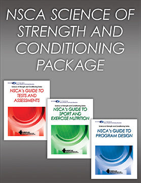 NSCA Science of Strength and Conditioning Package
