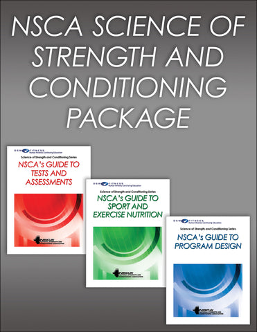 NSCA Science of Strength and Conditioning CE Course