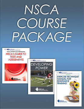 NSCA Course Package