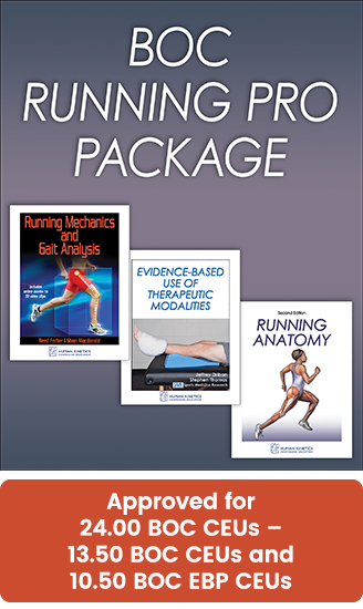 BOC Running Pro CE Course Package, 2021 Edition