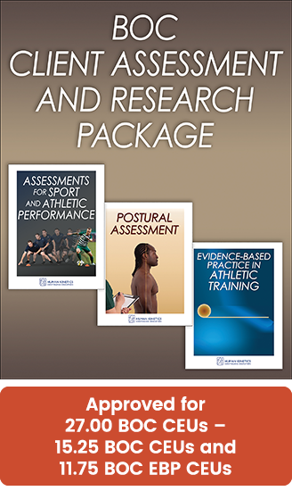 BOC Client Assessment and Research CE Course Package, 2021 Edition